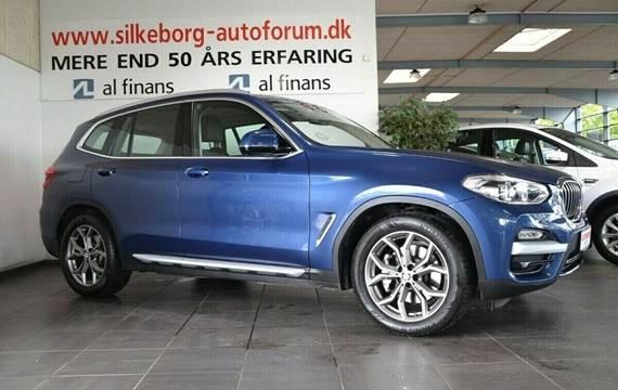 BMW X3 2,0 xDrive30i X-Line aut.