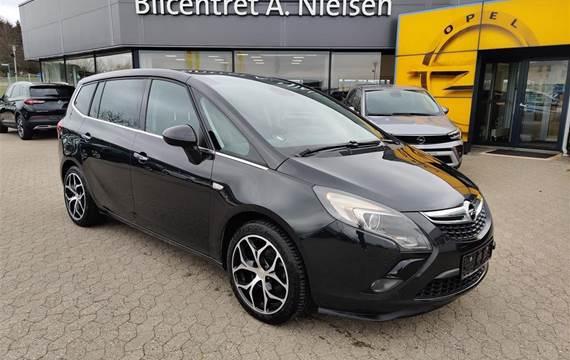 Opel Zafira 2,0 CDTI Cosmo 130HK 6g