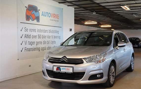 Citroën C4 1,6 HDI Attraction  5d