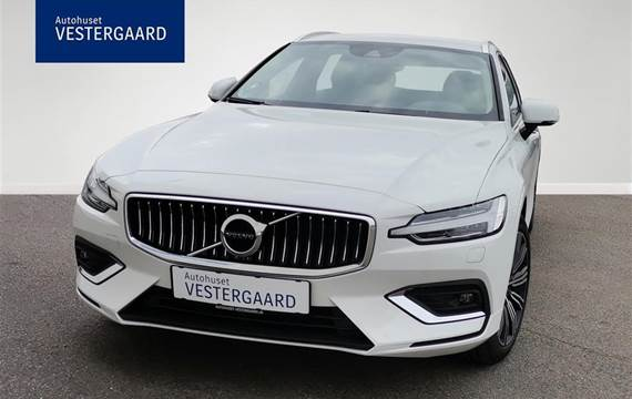 Volvo V60 2,0 B4  Mild hybrid Inscription  Stc 8g Aut.