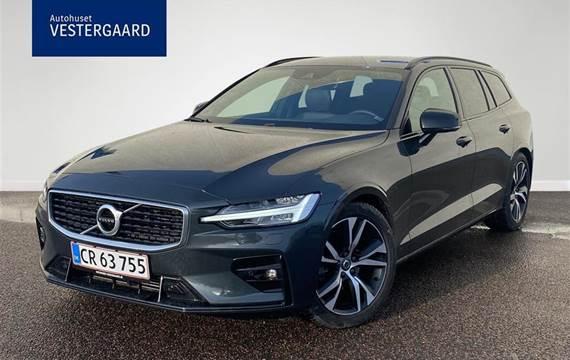 Volvo V60 2,0 T4 R-design  Stc 6g Aut.