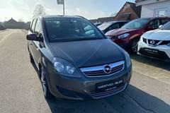 Opel Zafira 1,7 CDTi 125 Edition 7prs
