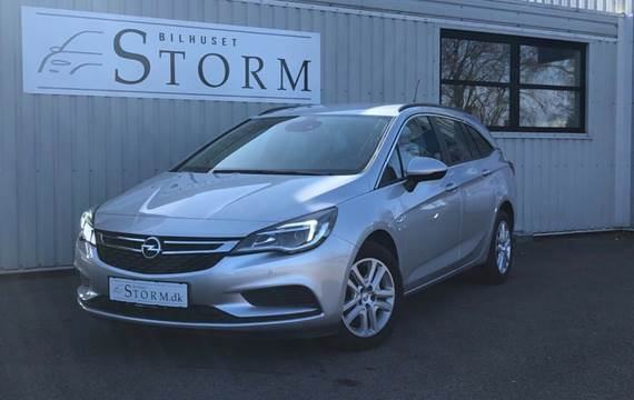 Opel Astra 1,6 CDTi 136 Excite Sports Tourer