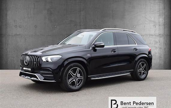 Mercedes GLE53 3,0 4-Matic AMG Speedshift  5d 9g Aut.