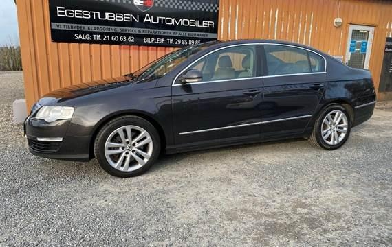 VW Passat 2,0 FSi Sportline
