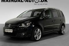 VW Touran 2,0 TDi 170 Highline DSG Van
