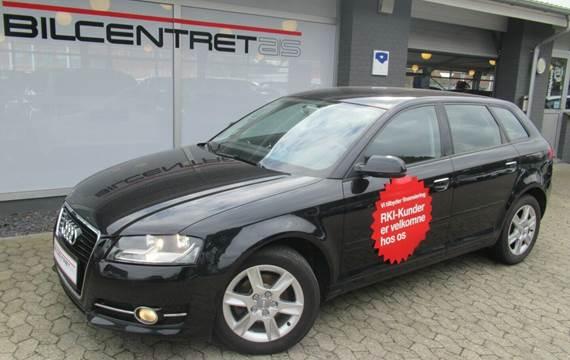 Audi A3 1,6 Attraction Sportback