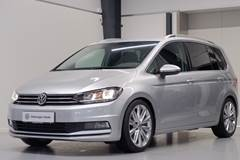 VW Touran 2,0 TDi 150 Highline DSG 7prs