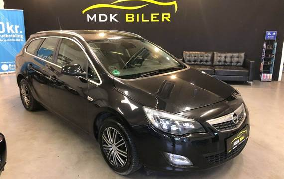 Opel Astra 2,0 CDTi 160 Sport Sports Tourer