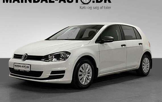 VW Golf VII 1,2 TSi 85 Trendline BMT