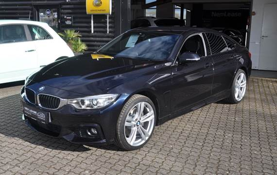 BMW 435d 3,0 Gran Coupé xDrive aut.