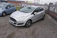 Ford Fiesta EcoBoost Titanium Start/Stop 100HK 5d