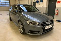 Audi A3 1,6 TDi 110 Ultra Attraction Sportback