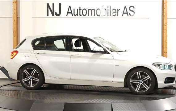BMW 125i 2,0 aut.
