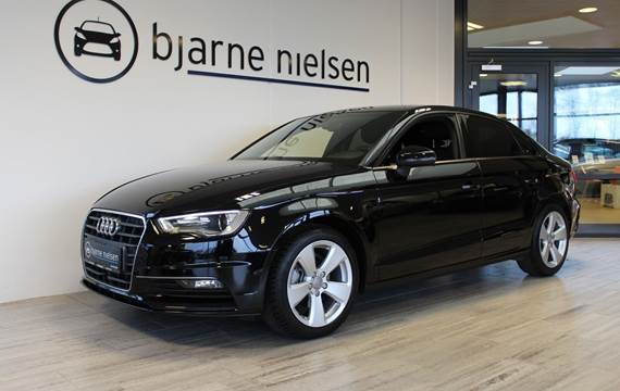 Audi A3 1,4 TFSi 125 Ambition S-tr.