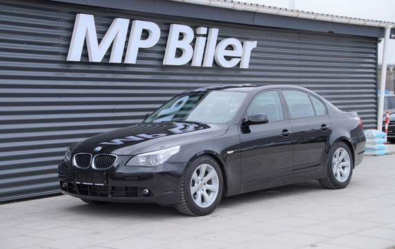BMW 545i 4,4 Steptr.