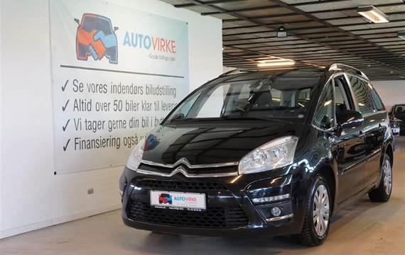 Citroën Grand C4 Picasso 1,6 HDI Attraction  6g