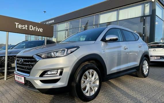 Hyundai Tucson 1,6 CRDi mHEV Trend DCT