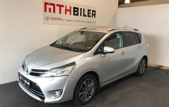 Toyota Verso 1,8 7 pers.  VVT-I T2 Limited  6g