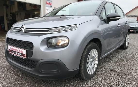 Citroën C3 1,5 BlueHDi 100 Feel