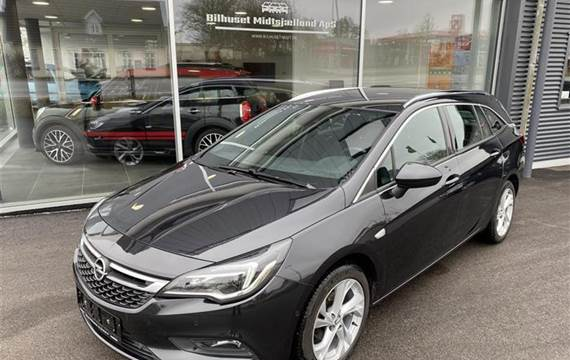 Opel Astra 1,4 Sports Tourer 1,4 Turbo Dynamic Start/Stop 150HK Stc 6g