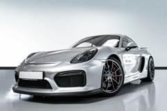 Porsche Cayman GT4 3,8