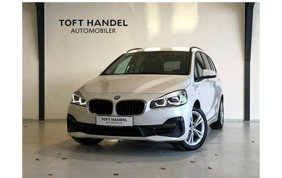 BMW 218i 1,5 Gran Tourer Connected aut. 7prs