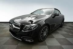 Mercedes E350 d 3,0 Cabriolet aut. 4Matic
