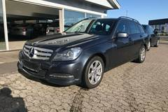 Mercedes C220 2,2 CDi stc. BE