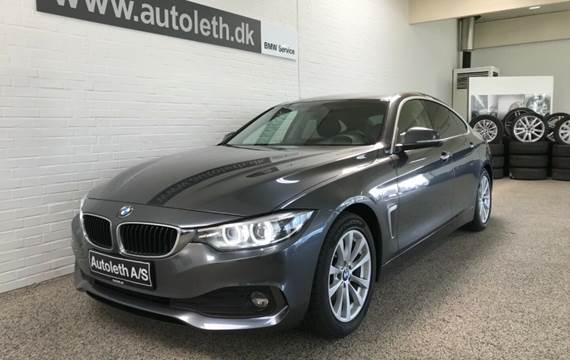 BMW 420d 2,0 Gran Coupé Advantage aut.
