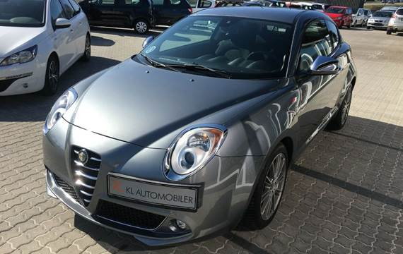 Alfa Romeo MiTo 1,4 M-Air 135 Distinctive TCT