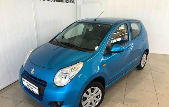 Suzuki Alto 1,0 GLX