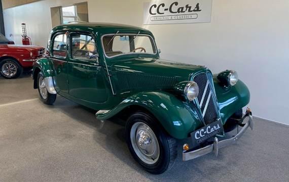 Citroën Traction 1,9 Avant 11 BL