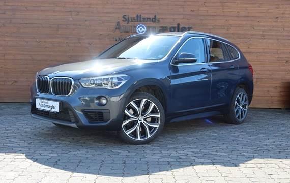 BMW X1 2,0 sDrive20i aut.