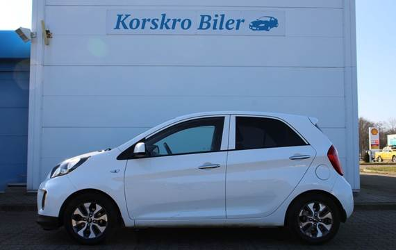 Kia Picanto 1,0 Attraction+