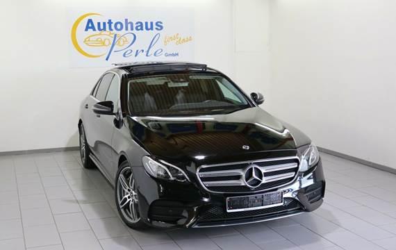 "Mercedes E350 d Mercedes E350 D 9G AMG-LINE""PANORAMA""STANDHZG""WIDESCREEN"