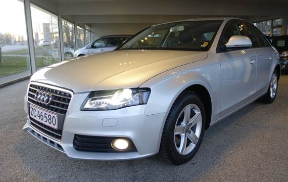 Audi A4 1,8 TFSi 160