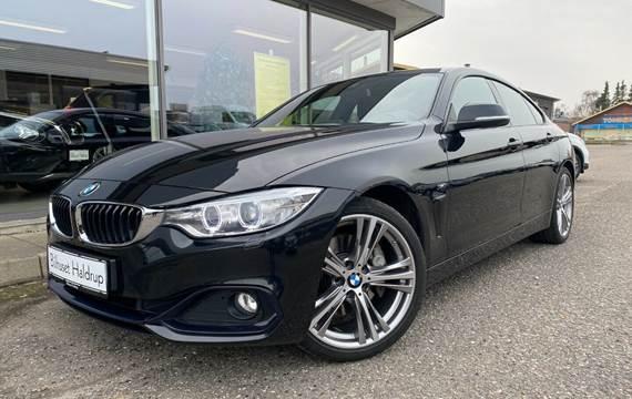BMW 435i 3,0 Gran Coupé