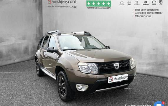 Dacia Duster 1,5 dCi 109 Black Shadow