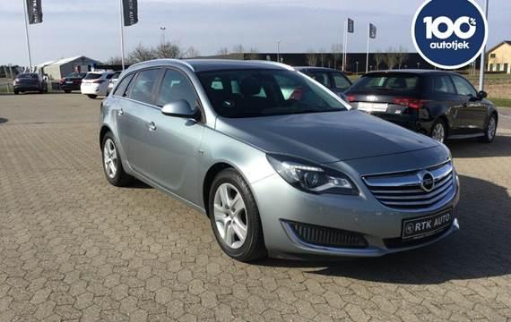 Opel Insignia 2,0 CDTi 140 Edition Sports Tourer eco