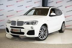 BMW X3 3,0 xDrive35d M-Sport aut.