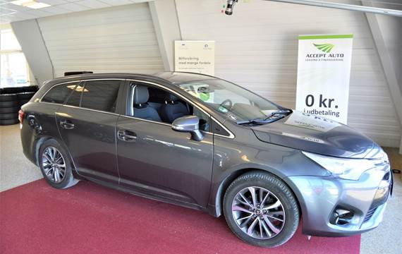 Toyota Avensis 1,6 D-4D T2 Touring Sports