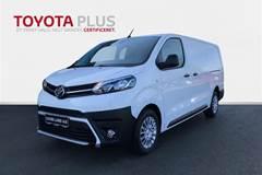 Toyota ProAce 2,0 Long  D Comfort Masterpakke  Van 6g