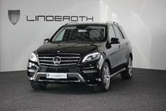 Mercedes ML350 3,0 BlueTEC AMG Line aut. 4Matic Van