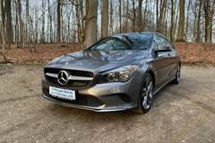 Mercedes CLA200 1,6 Shooting Brake