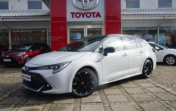 Toyota Corolla Touring Sports 2,0 Hybrid H3 GR Sport E-CVT 184HK Stc 6g Aut.