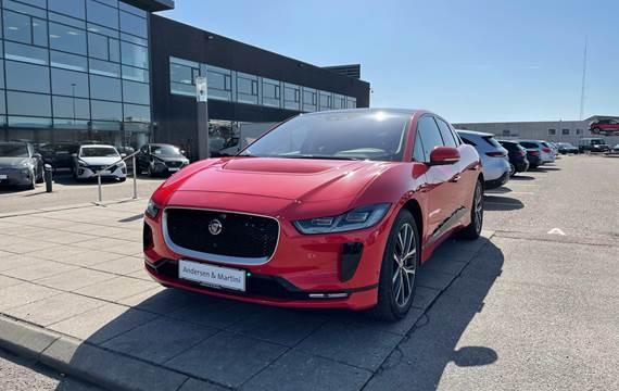 Jaguar I-Pace Jaguar I-PACE 90 kWh EL First Edition AWD 400HK 5d 8g Aut.