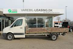 VW Crafter 2,5 TDi 163 Chassis