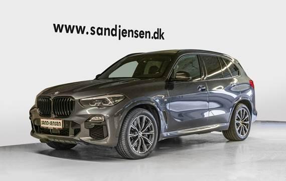 BMW X5 3,0 xDrive45e M-Sport aut. Van