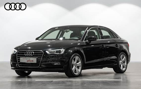 Audi A3 1,4 TFSi 140 Ambition S-tr.
